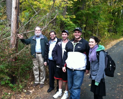 Amherst Eruv Survey Team